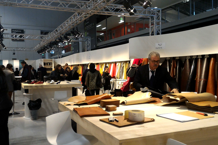 Lineapelle Milan & APLF leather fair