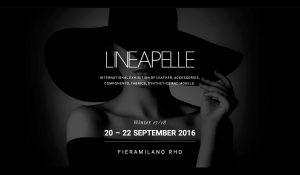 Lineapelle 2016 September – Milan Rho Fiera