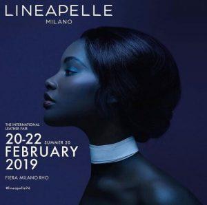 Lineapelle 2019 Feb – Milan Rho Fiera (Italy leather fair)