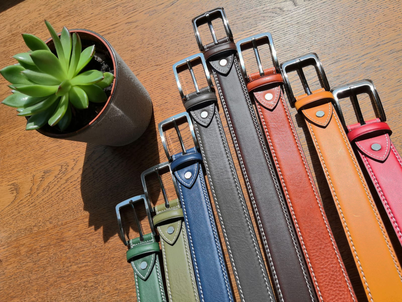 For Belts