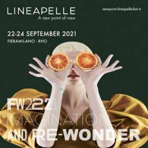 Lineapelle 2021 – Milan Rho Fiera (意大利米蘭皮革展2021-9月)
